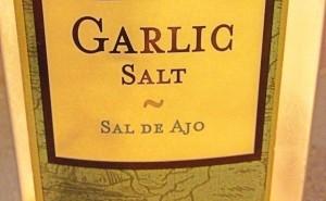 Garlic Salt Seasoning