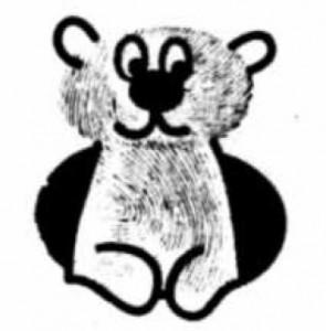 Make a Thumbprint Groundhog!