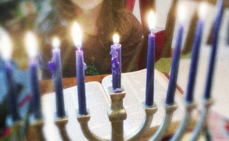 Learn about Hanukkah during the holidays