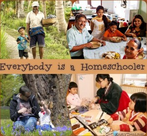 Everybody is a Homeschooler