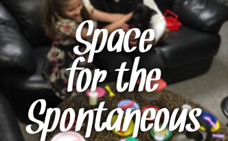 Space for the Spontaneous - KristyTrent.com