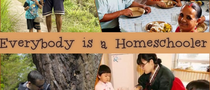 Everybody is a Homeschooler