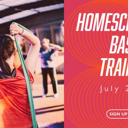 Homeschooling Basic Training